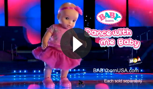 Dance With Me Baby Doll – Baby Born