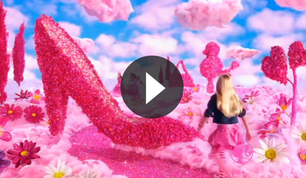 See What Happens – Mattel - Barbie