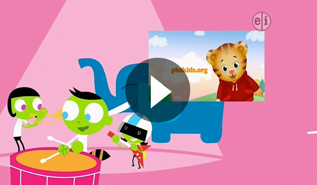 PBS Kids Credits: Daniel Tiger (2014)